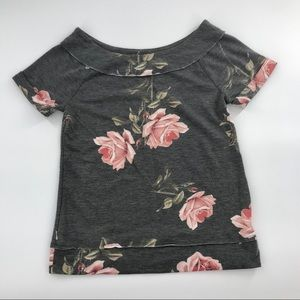 Maurices Floral Top sz XS